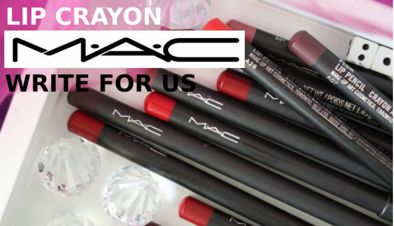 Lip Crayon write for us