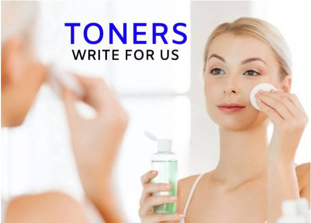 Toners write for us