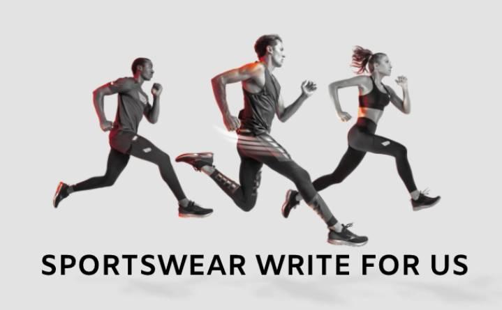 sportswear write for us